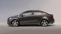 2012 Chevrolet Sonic - 1.10.2011