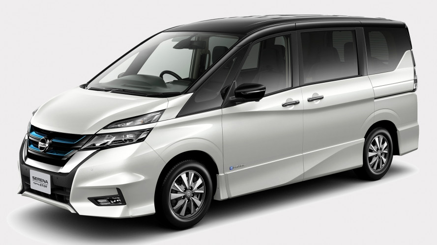 Nissan Serena e-POWER, minivan elettrico che va a benzina