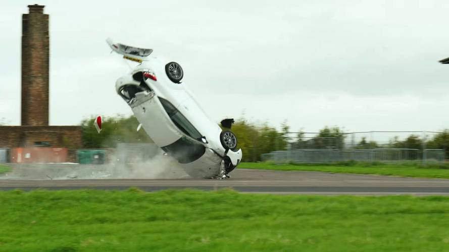 Amikor egy Renault Megane RS-t zúznak le az állásinterjún – The Grand Tour