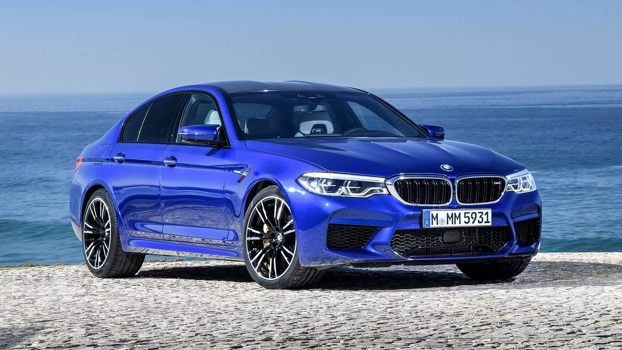 2018 Bmw M5 First Drive Fast Loose And Fun