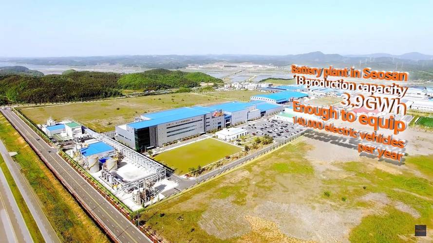 200 milliárd forintból épülhet akkumulátorgyár Komáromban