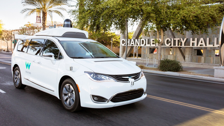 Auto a guida autonoma, in California senza pilota a bordo