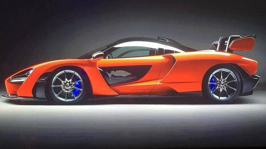 McLaren Senna néven érkezik a britek legújabb sportautója
