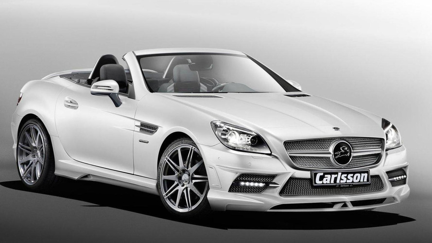 2012 Mercedes-Benz SLK tuning by Carlsson