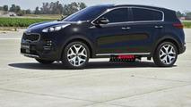2016 Kia Sportage leaked official image