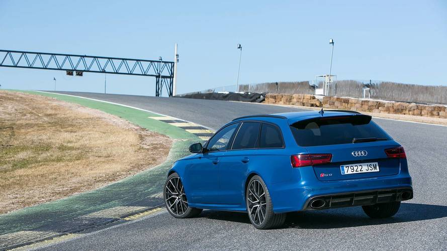 Prueba Audi RS 6 Avant performance 2018