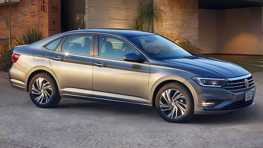 Novo VW Jetta chega ao México sem o câmbio de 8 marchas