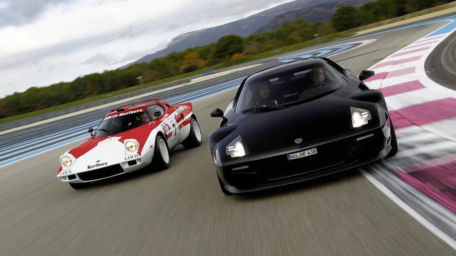 Limitált példányszámban ugyan, de elkészül az új Lancia Stratos