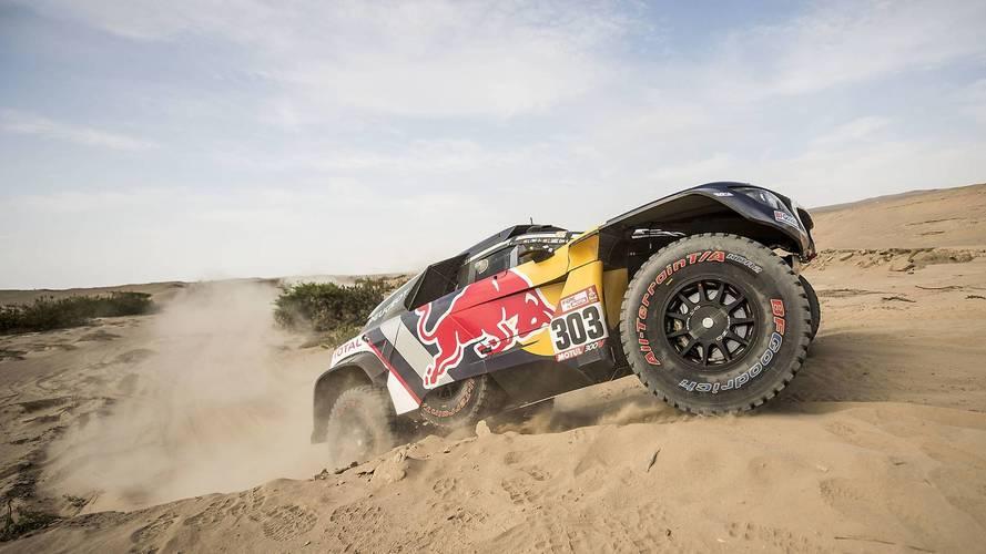 Sainz se luce en Bolivia y logra su 30ª victoria de etapa en el Dakar