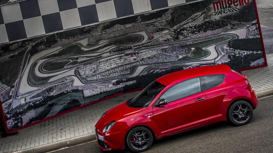Crossoverként születhet újjá az Alfa Romeo MiTo