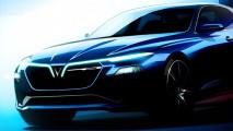 VinFast Sedan e SUV by Pininfarina