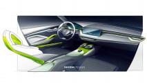 Skoda Vision X auf dem Genfer Autosalon
