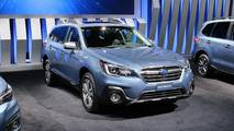 Subaru 50th Anniversary Models