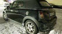 Almost production ready Mini Cabrio