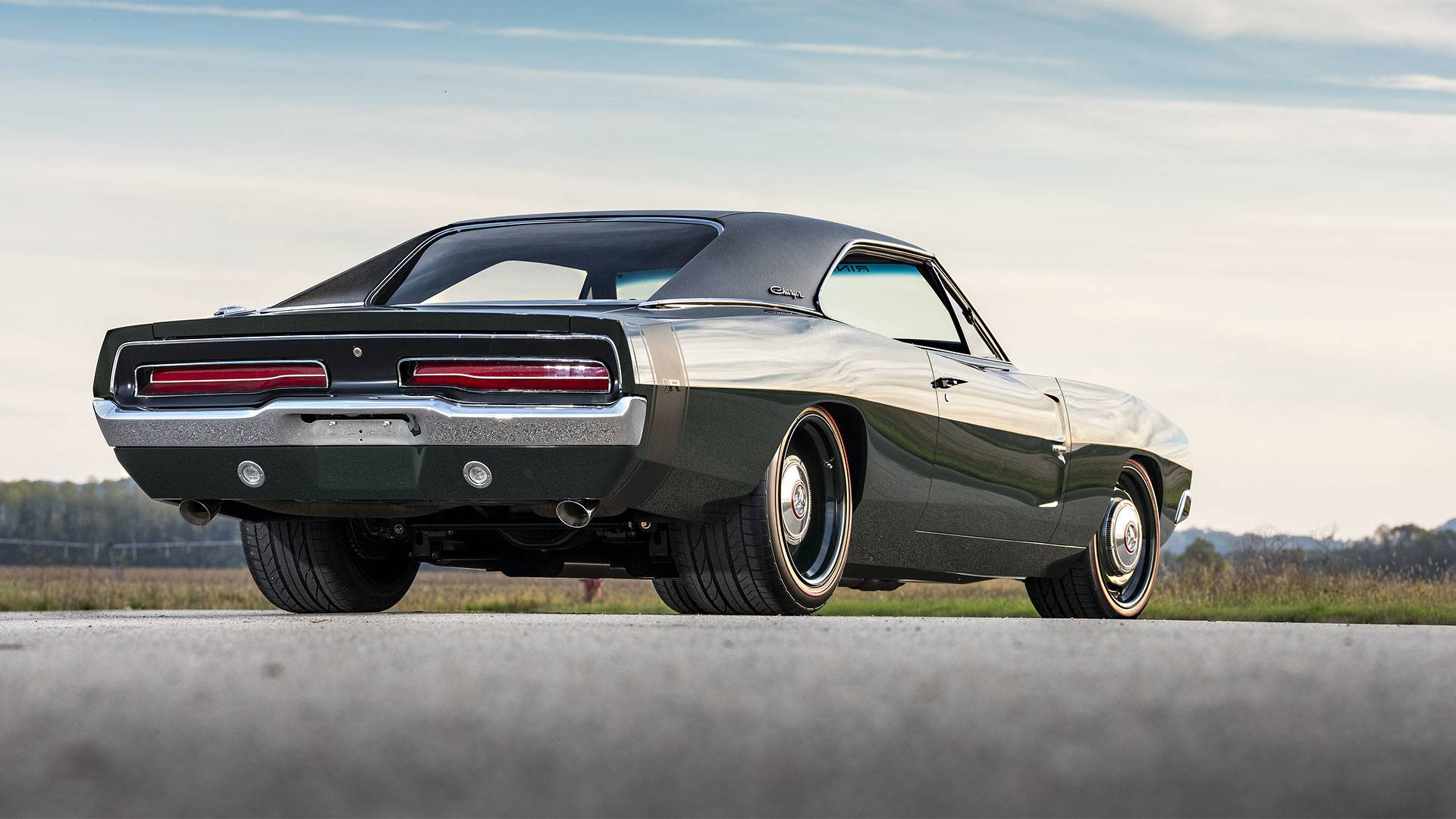 Defector 1969 Dodge Charger Is Ringbrothers' First Mopar Build