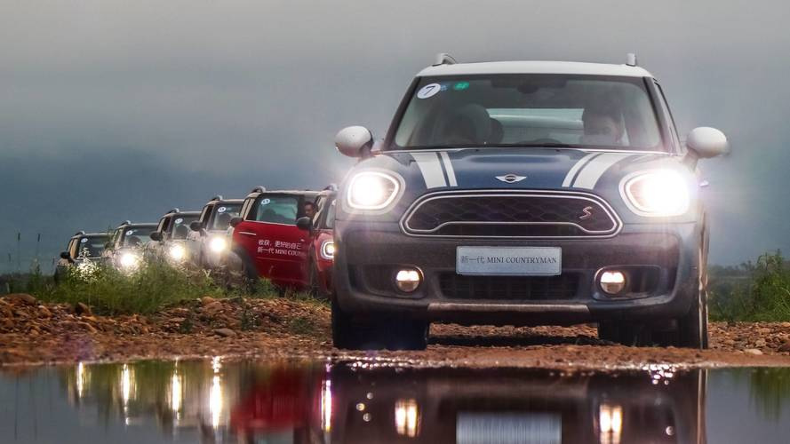 Your next Mini could be made in China
