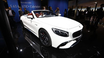2018 Mercedes S-Class Coupe, Cabriolet - Frankfurt