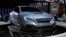 2017 Subaru Viziv Performance concept