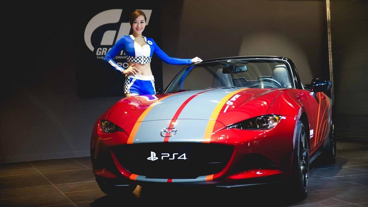 46 300 Gran Turismo Sport Bundle Includes Real Miata 4k Tv