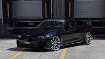 BMW M4 par Dahler