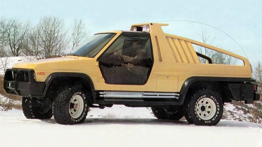 Unuttuğumuz Konseptler: 1981 Ford Bronco Montana Lobo, 1988 Bronco DM-1