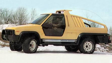 1981 Ford Bronco Montana Lobo: Concept We Forgot