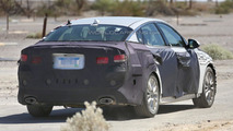 2016 Kia Optima prototype spy photo