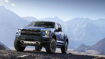 2017 Ford F-150 Raptor's V6 EcoBoost engine makes 450 HP