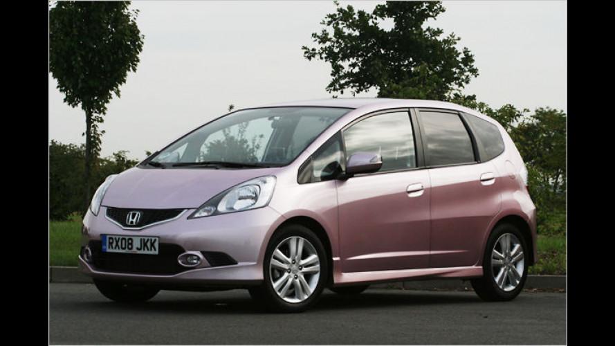Der neue Honda Jazz: Mehr PS und mehr Platz im Innenraum