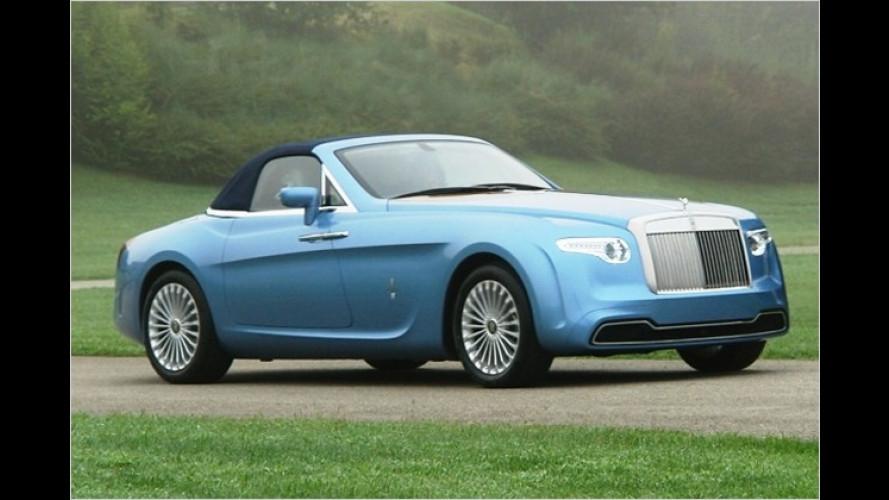 Pininfarina Hyperion: Rolls-Royce im italienischen Maßanzug