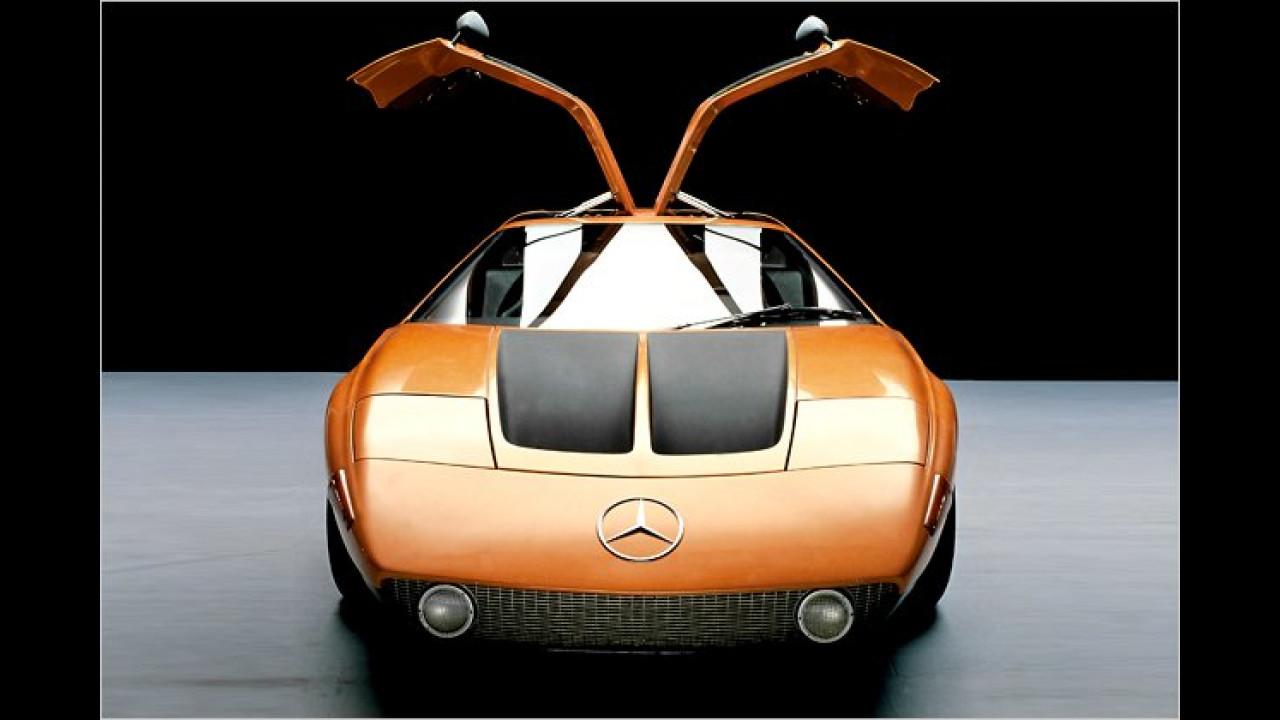 Mercedes C 111 (1970)