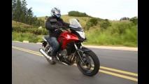 Volta rápida: Honda CB 500X quer ser sua primeira