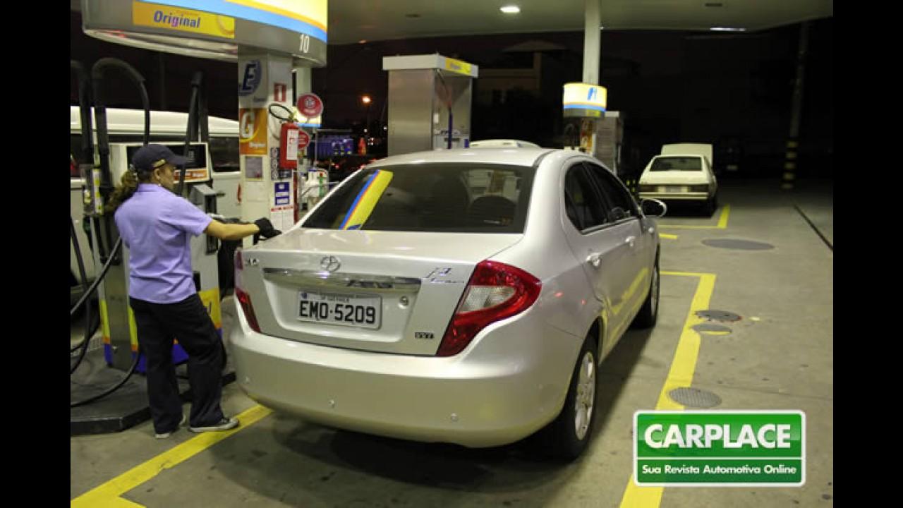 Isto é Brasil: Governo estuda aumentar imposto para veículos a gasolina
