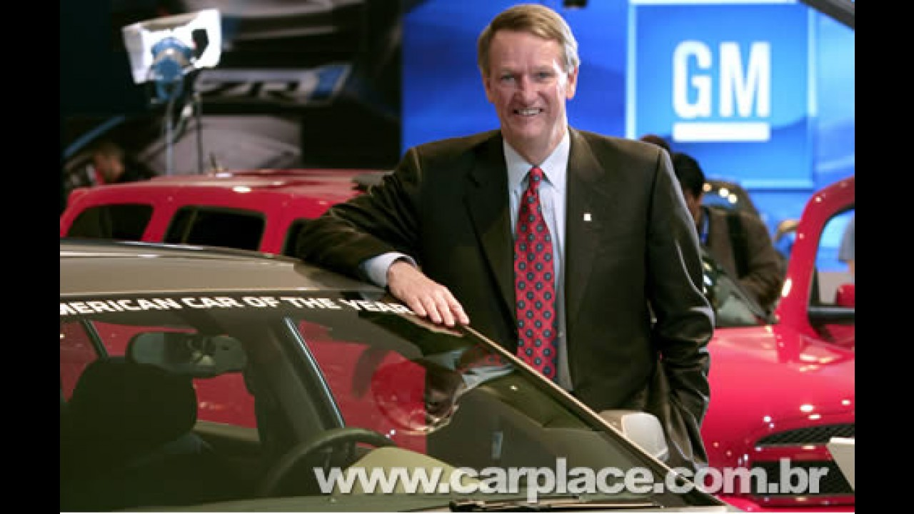 Obama pediu? Presidente da GM nos EUA renuncia ao cargo para atender acordo