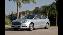 Volta rápida: Fusion Hybrid ainda cobra caro por consciência ecológica