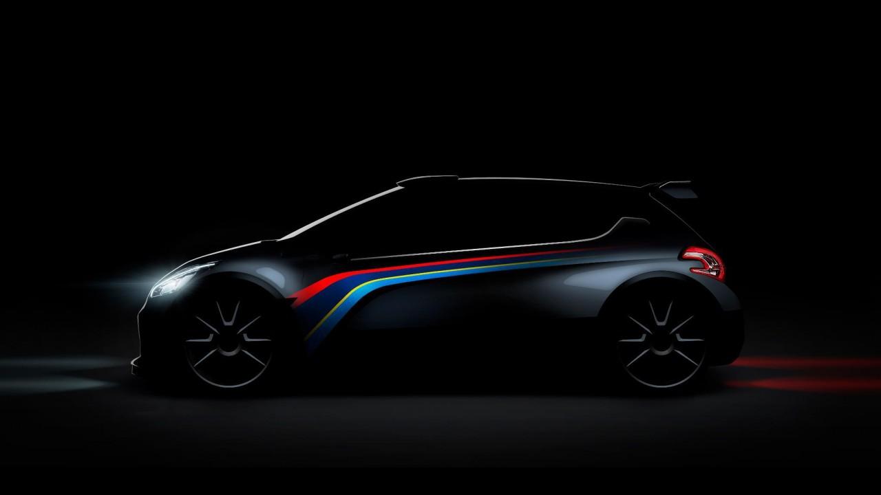 Peugeot divulga teaser do 208 R5, que antecipa versão voltada para ralis