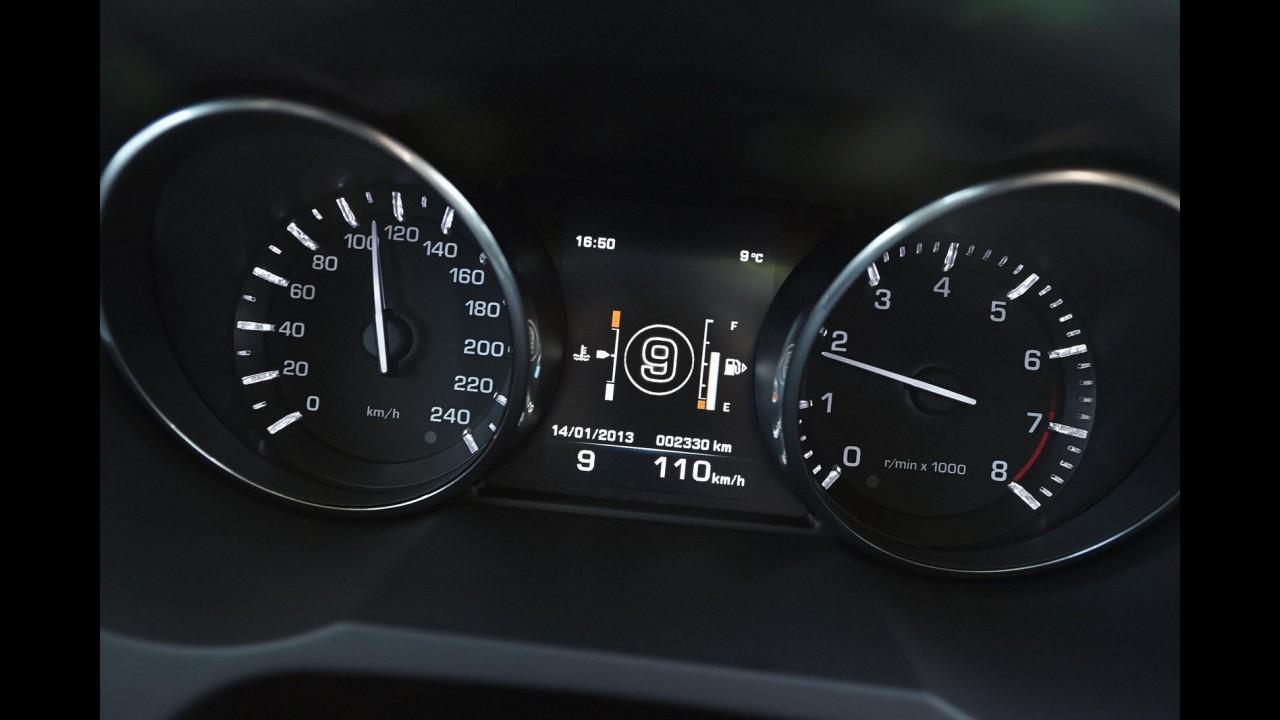 Range Rover Evoque com câmbio de nove marchas estará em Genebra
