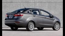 Ford diz que próxima geração do Fiesta será referência em aerodinâmica