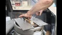 Cientista britânico utiliza ar líquido como combustível