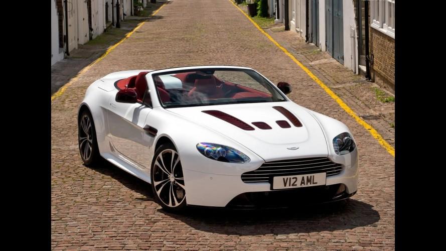 Oficial: Aston Martin V12 Vantage Roadster 2013 - Veja galeria de fotos