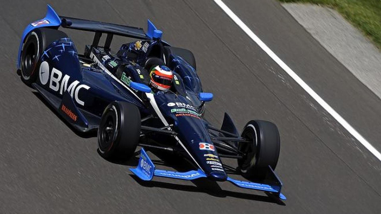 Rubens Barrichello, KVRT Racing Technology, 2012 Indy 500, 720, 15.08.2012