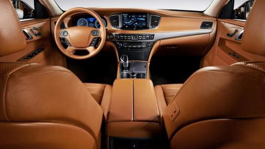 Hyundai and Hermes reveal a more luxurious 2012 Equus in Seoul [video]