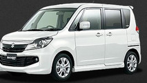 Suzuki Bandit Solo - low res - 28.12.2012
