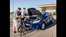 Ford Focus 1.0 EcoBoost, quanti giri di GRA?