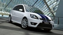 Ford Fiesta XR4 Debut at Melbourne (AU)