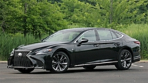 2018 Lexus LS 500 F Sport: Review