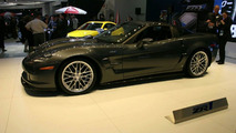 Chevrolet Corvette ZR1 at Detroit