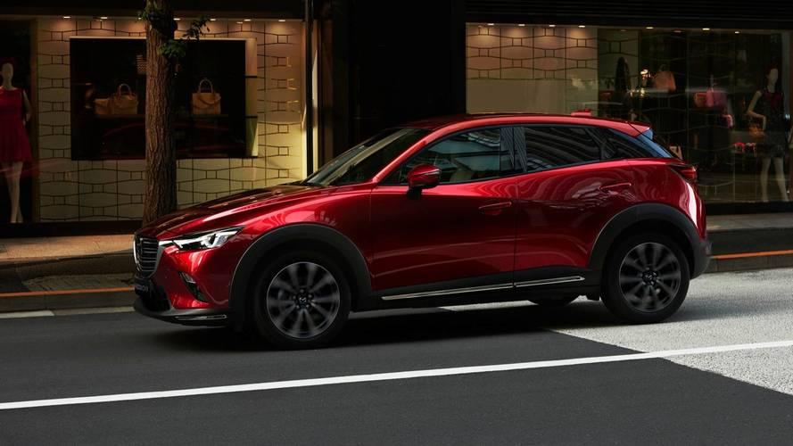 Mazda CX-3, nuovo 1.8 diesel per il restyling