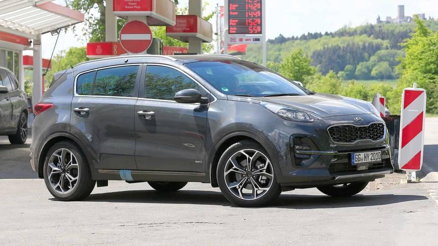 Kia to Launch New Sportage with EcoDynamics+ Diesel Mild Hybrid in 2018