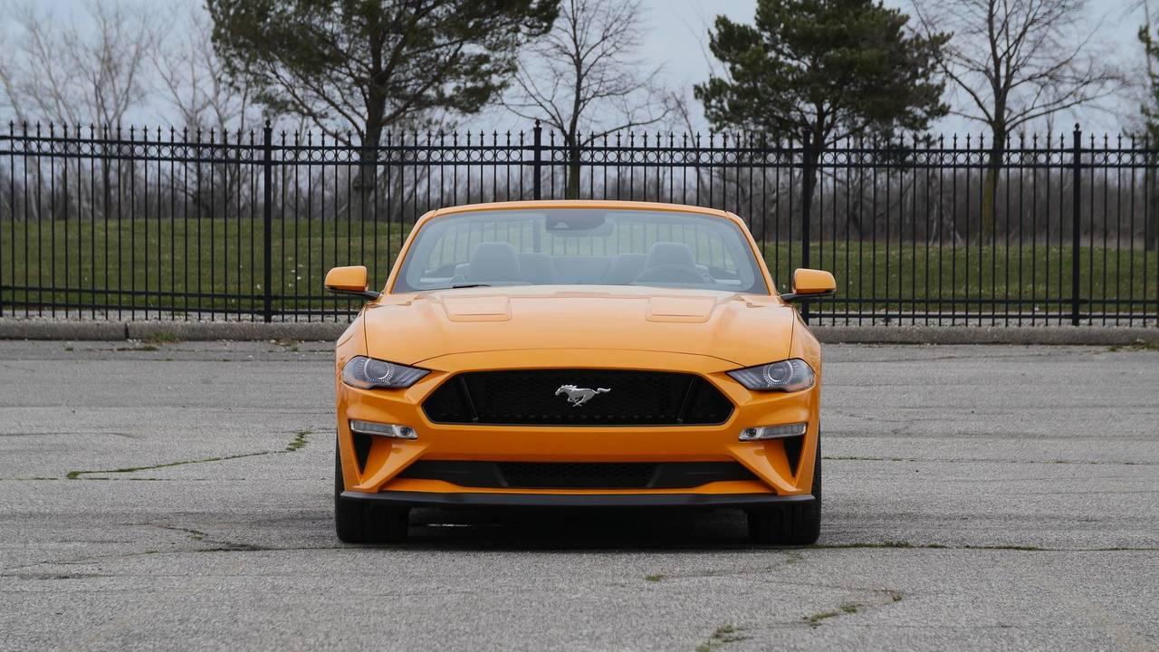 2018 Mustang GT Convertible Long Term
